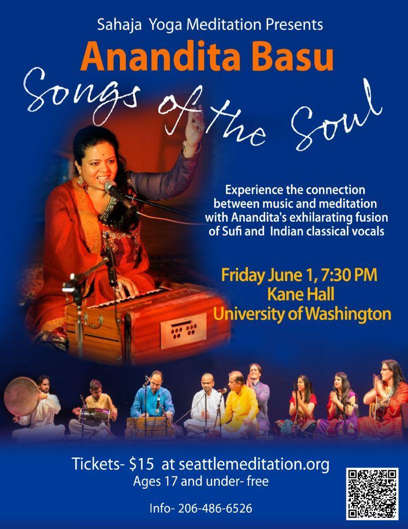 Anandita Basu, fusion of Sufi and Indian classical vocals