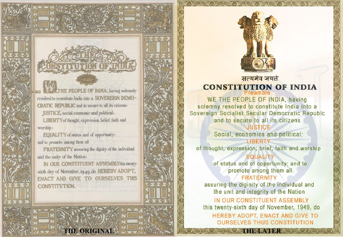 history of indian constitution Indian constitution : historical underpinnings and evolution 24-sep a landmark act in indian history which has constitutional importance as it laid the with the commencement of the constitution, the indian independence act of 1947 and the government of india act 1935 were repealed and.