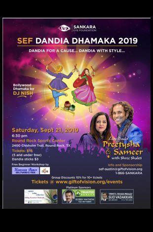 SEF Dandia Dhamaka 2019